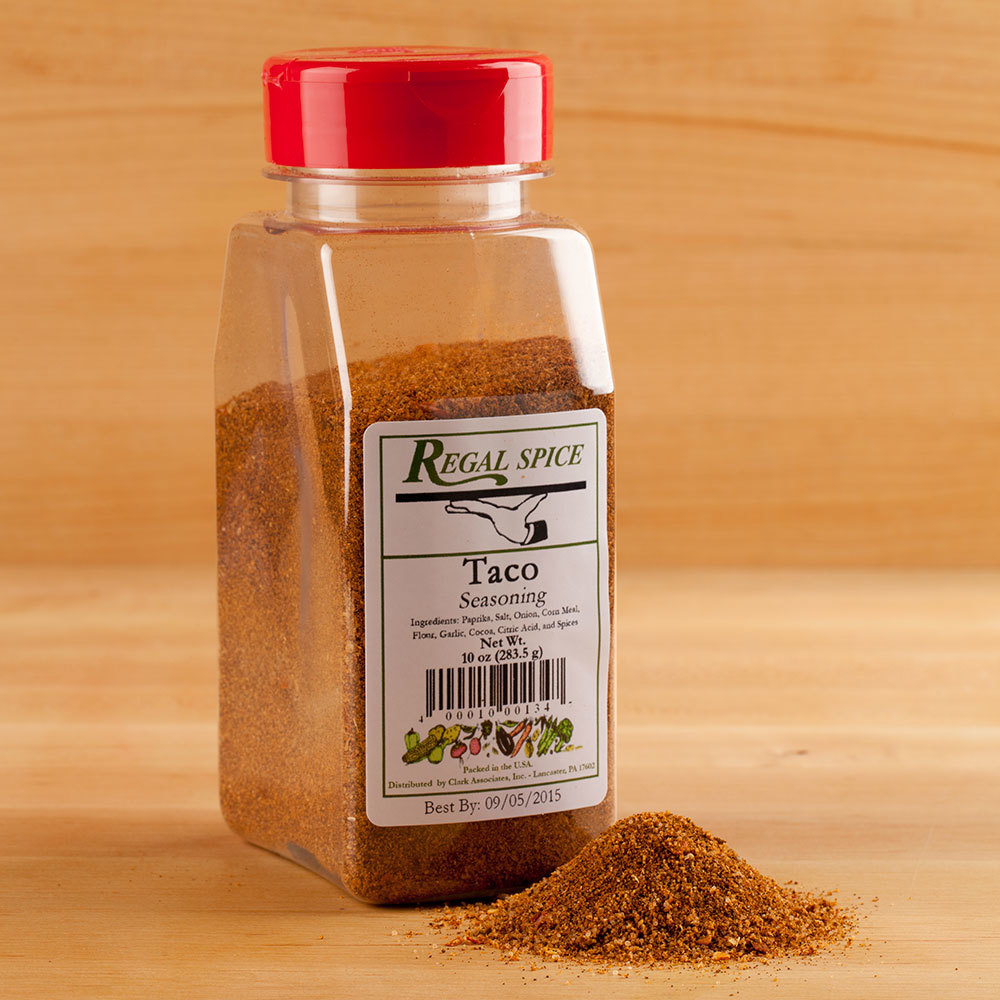 Regal Taco Seasoning 10 oz.
