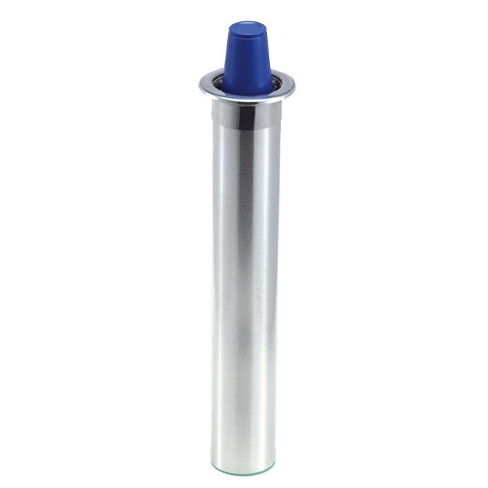 san jamar c3200cv stainless steel counter mount vertical