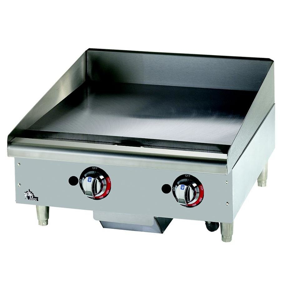 Countertop Griddle : Star Max 524CHSF 24