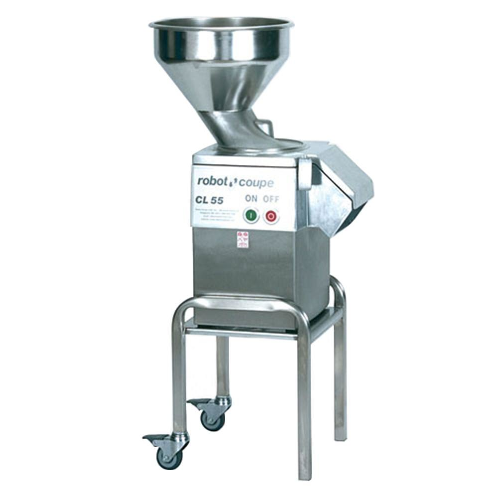 Robot Coupe CL55 Series D Bulk Feed Food Processor - 120V