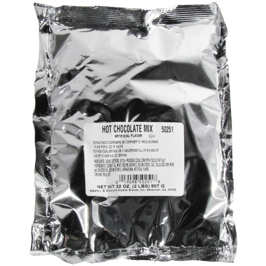 Gourmet Hot Cocoa Mix 12 - 2 lb. Bags / Case