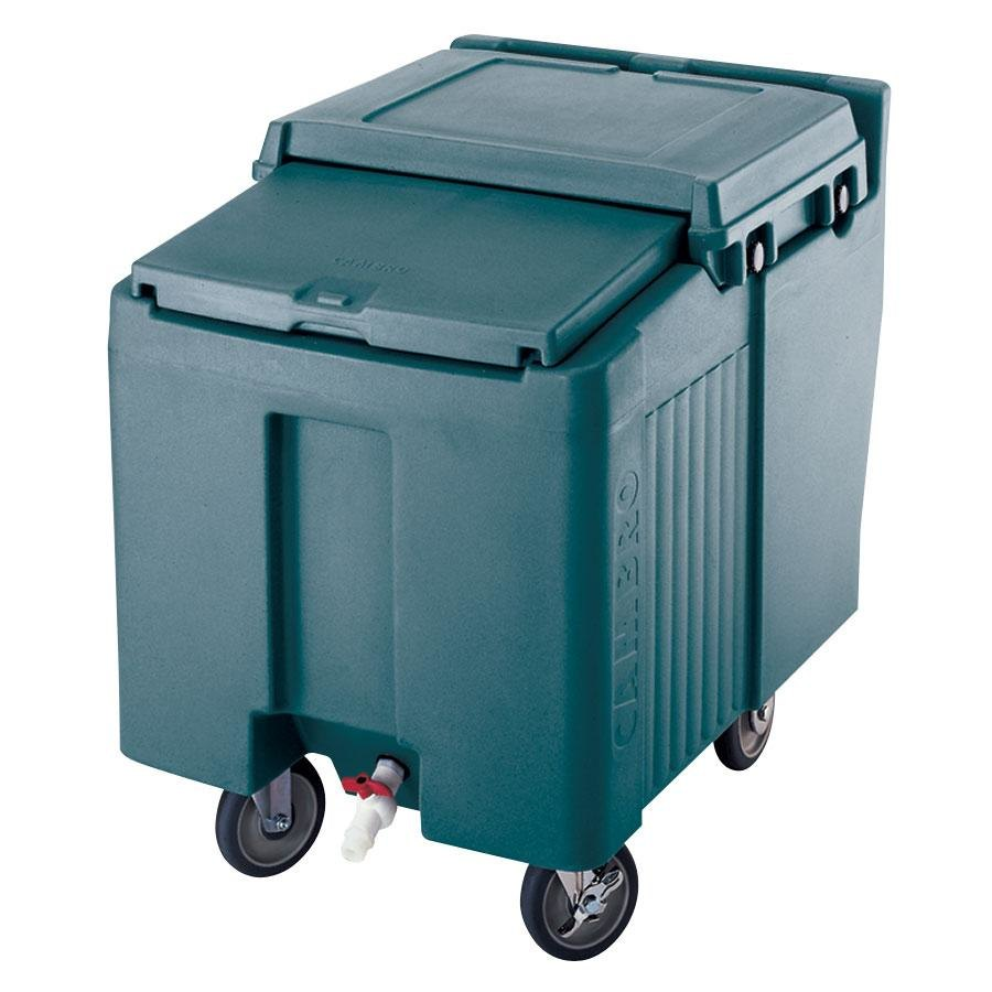 Cambro ICS125L192 Granite Green Sliding