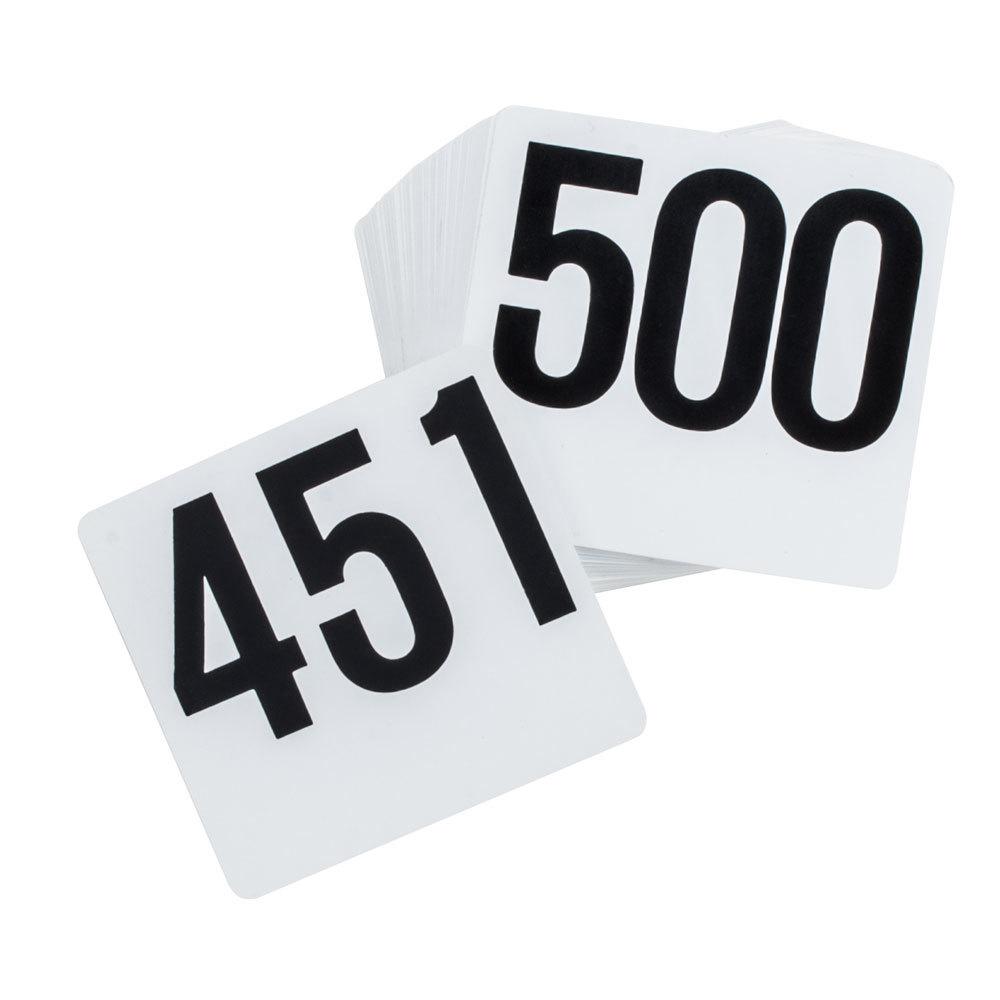 500 number