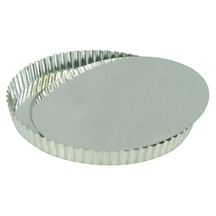 "12"" Deep Tart / Quiche Pan with Removable Bottom"