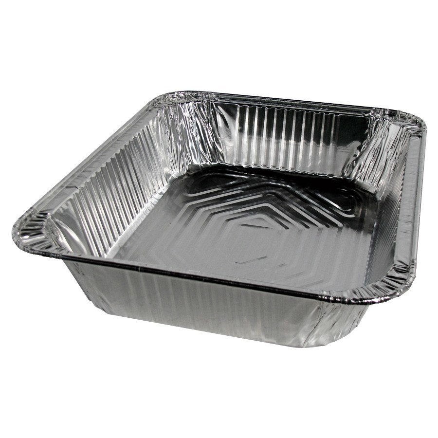 1/2 Size Foil Steam Table Pan 1 1/2 inch Deep 100/Case