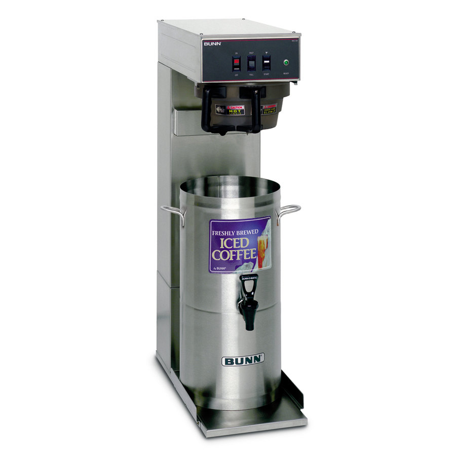 Bunn IC3 Iced Coffee Brewer 208V (Bunn 24450.0000)