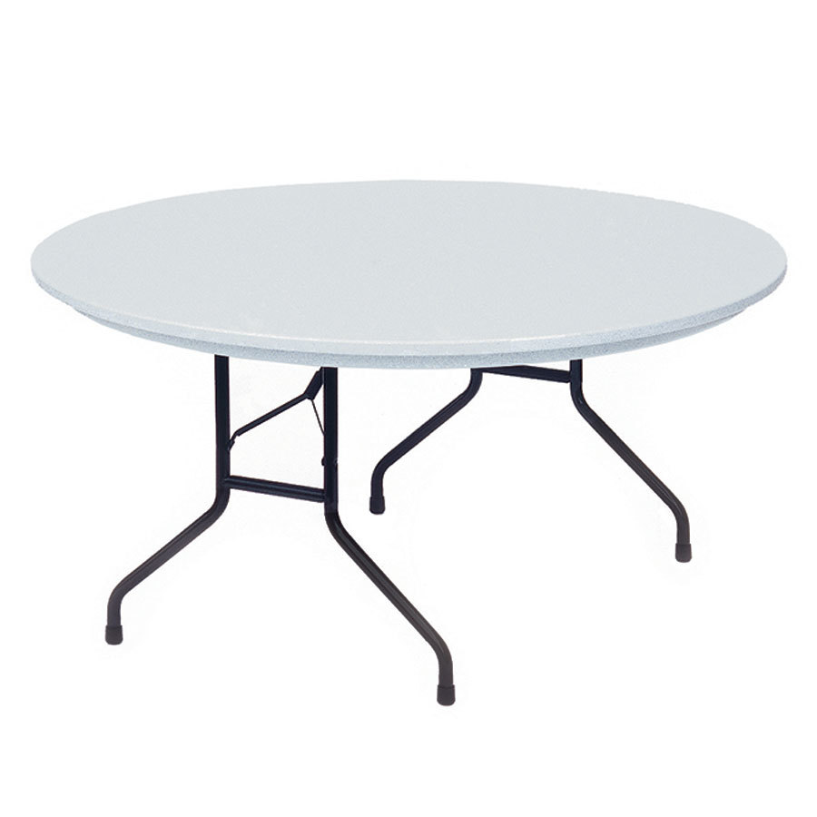 Plastic Folding Table : Correll RX60R 60