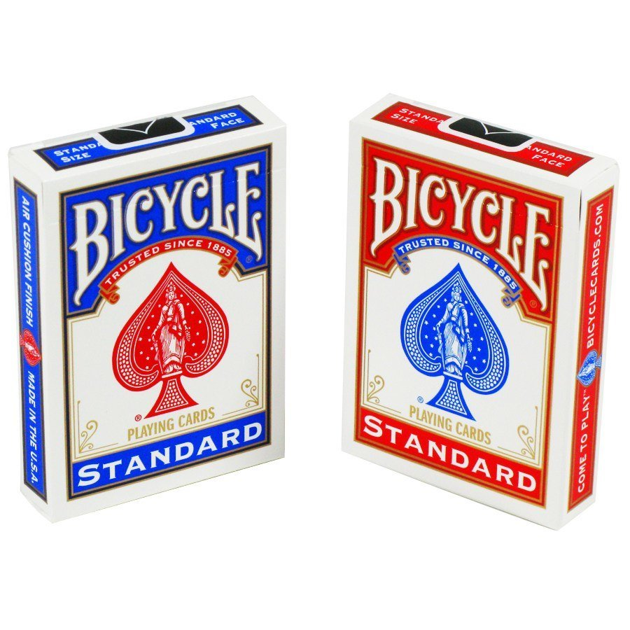 Bicycle Playing Cards - Poker