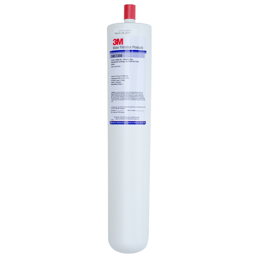 3M Cuno SWC1350-C Replacement Cartridge for CFS6135-C Water Filtration System - 5 Micron and 0.5 GPM