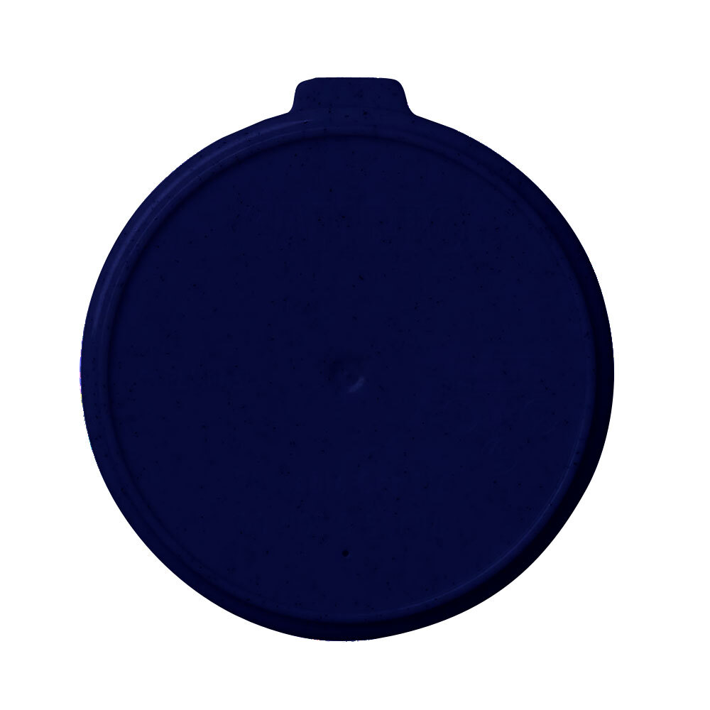 Cambro CLRSB16453 Midnight Blue Reusable CamLid for Shoreline MDSB16 16 oz. Bowls - 240 / Case at Sears.com
