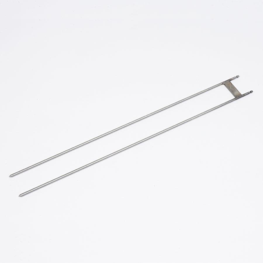 Alto-Shaam SI-25729 Stainless Steel Piercing Spit for AR-7E Electric Rotisserie Oven at Sears.com