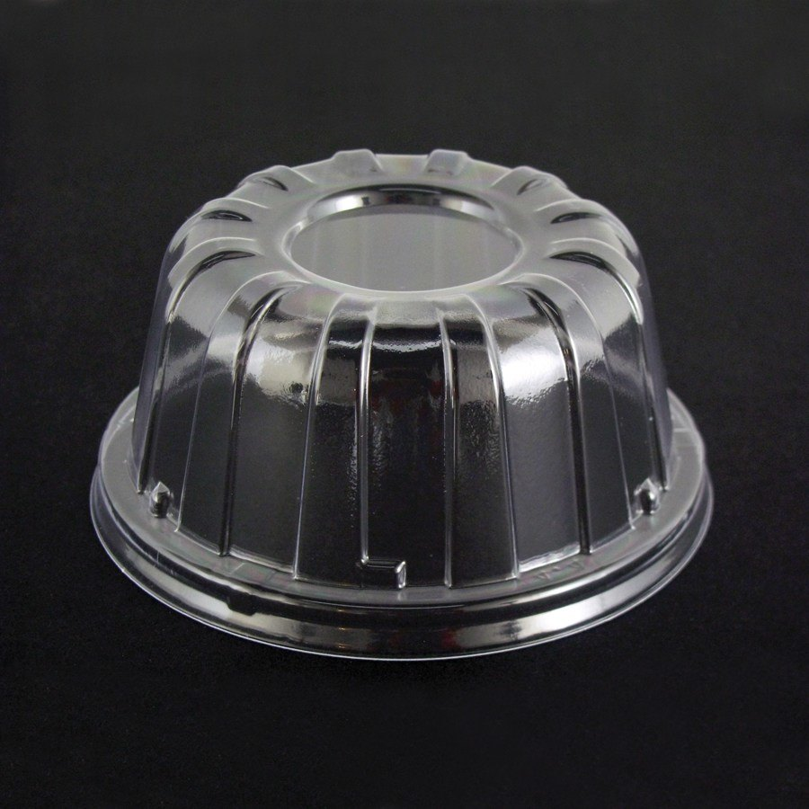 Dart 20HDLC 20 oz. Clear High Dome Lid 50 / Pack