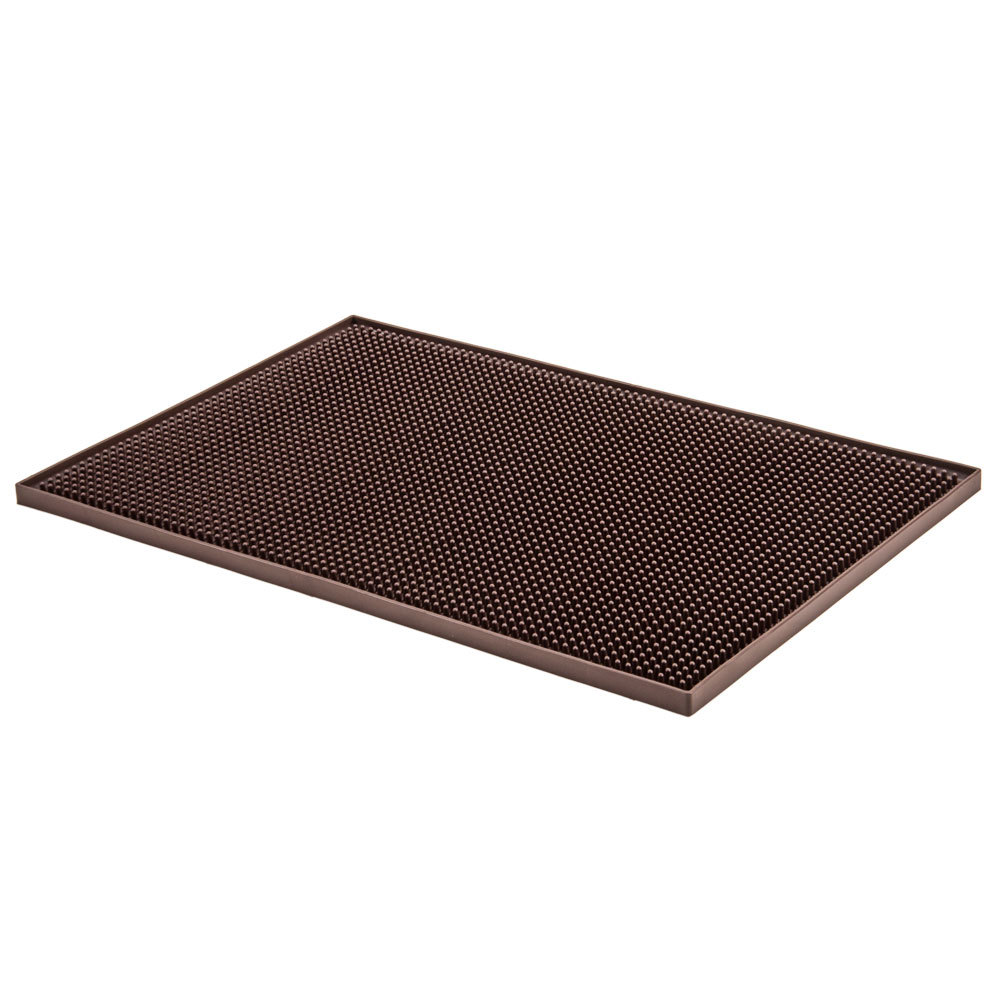 12 Quot X 18 Quot Brown Bar Mat
