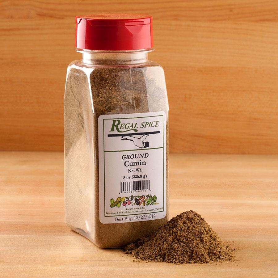 Regal Ground Cumin 8 oz.