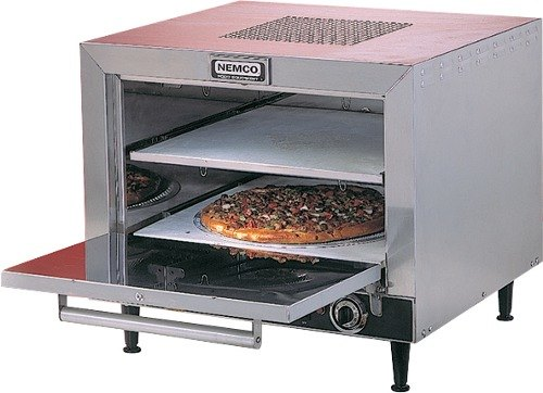 Nemco 6205-240 Countertop Pizza Oven 240V