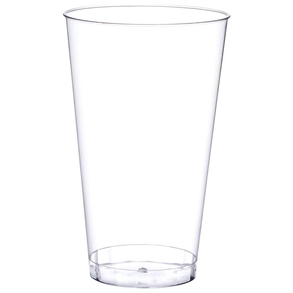 Fineline Savvi Serve 416 16 Oz Tall Clear Hard Plastic