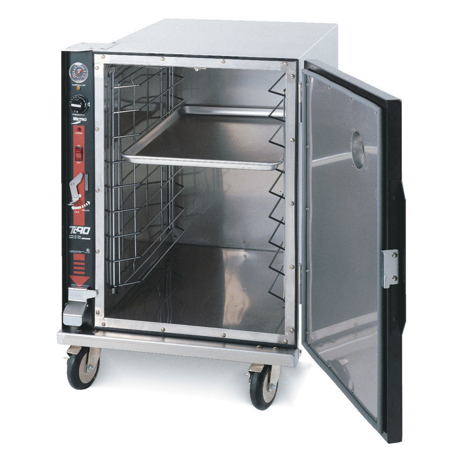 Food Warmer Cabinet ~ Metro tc bb flavorhold half height heated holding cabinet