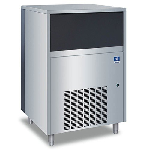 Manitowoc RF-0644A Undercounter Flake Ice Machine Air Cooled 688 lb. - 120 lb. Bin