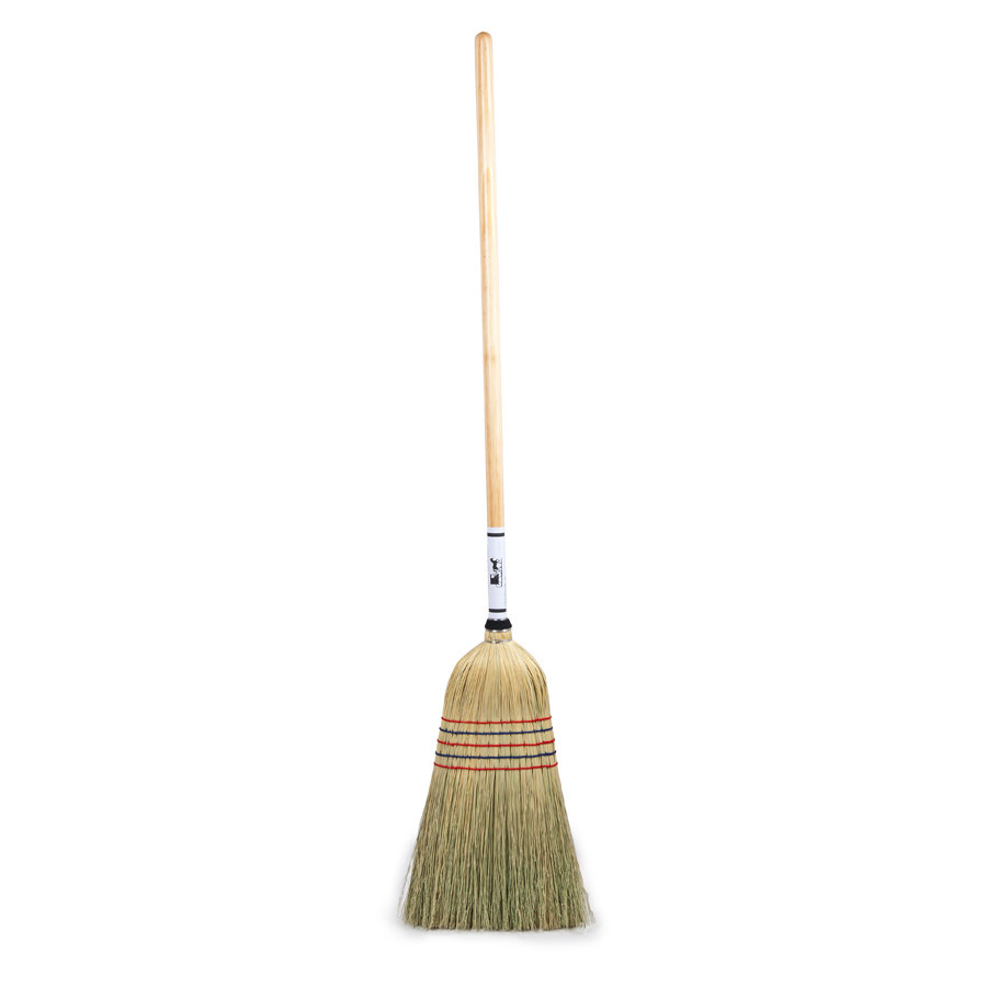 Heavy Duty Amish Corn Broom