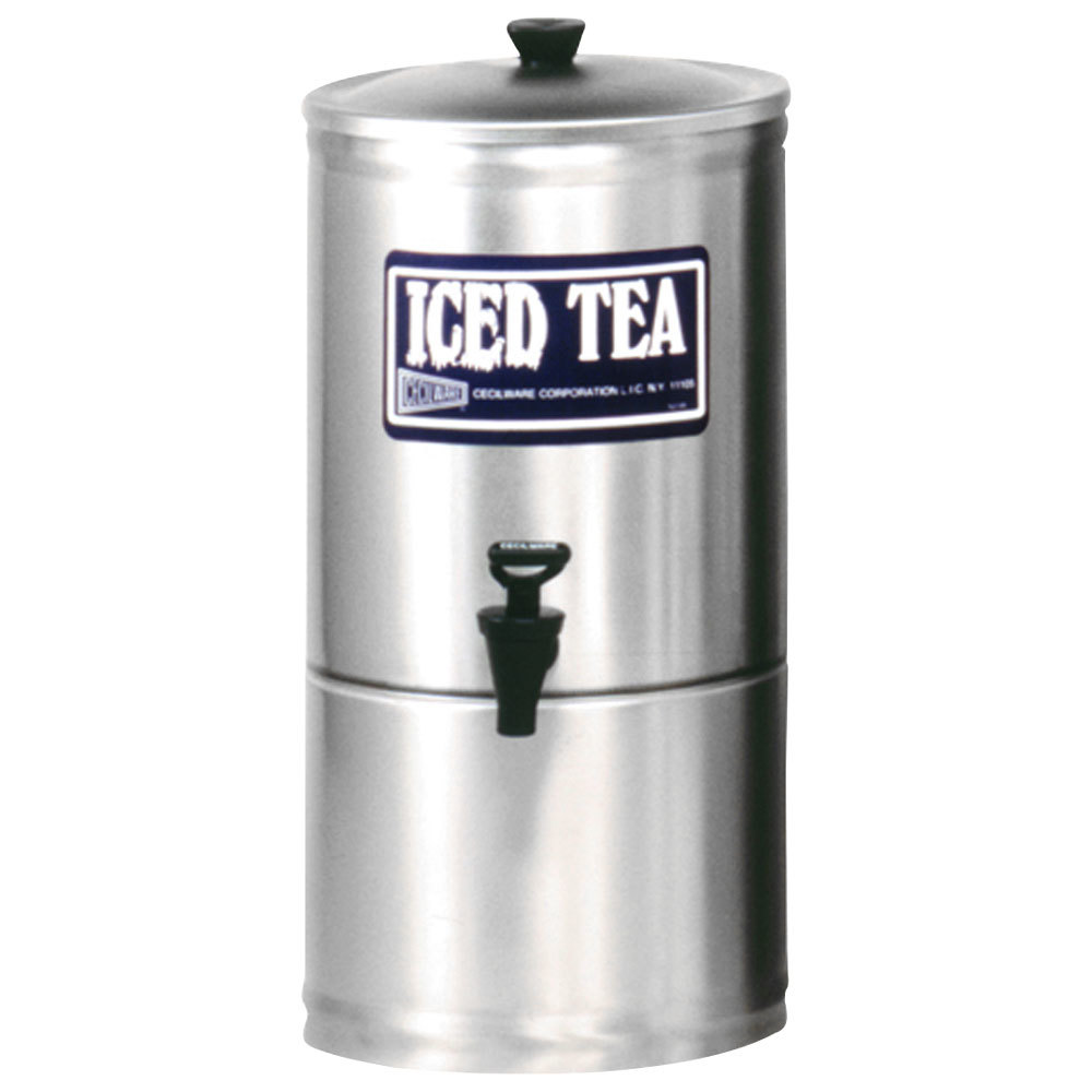 "Cecilware ""S"" Series S3.5 3.5 Gallon Iced Tea Dispenser"