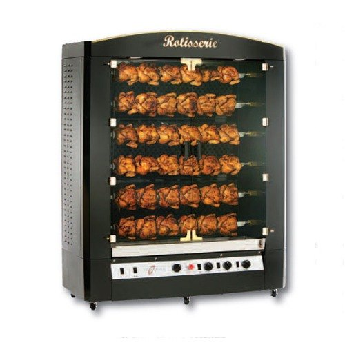Alto-Shaam AR-6G Gas Rotisserie with 6 Skewers
