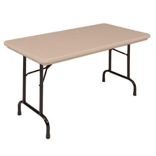 Plastic Folding Table : Correll RX1872 18