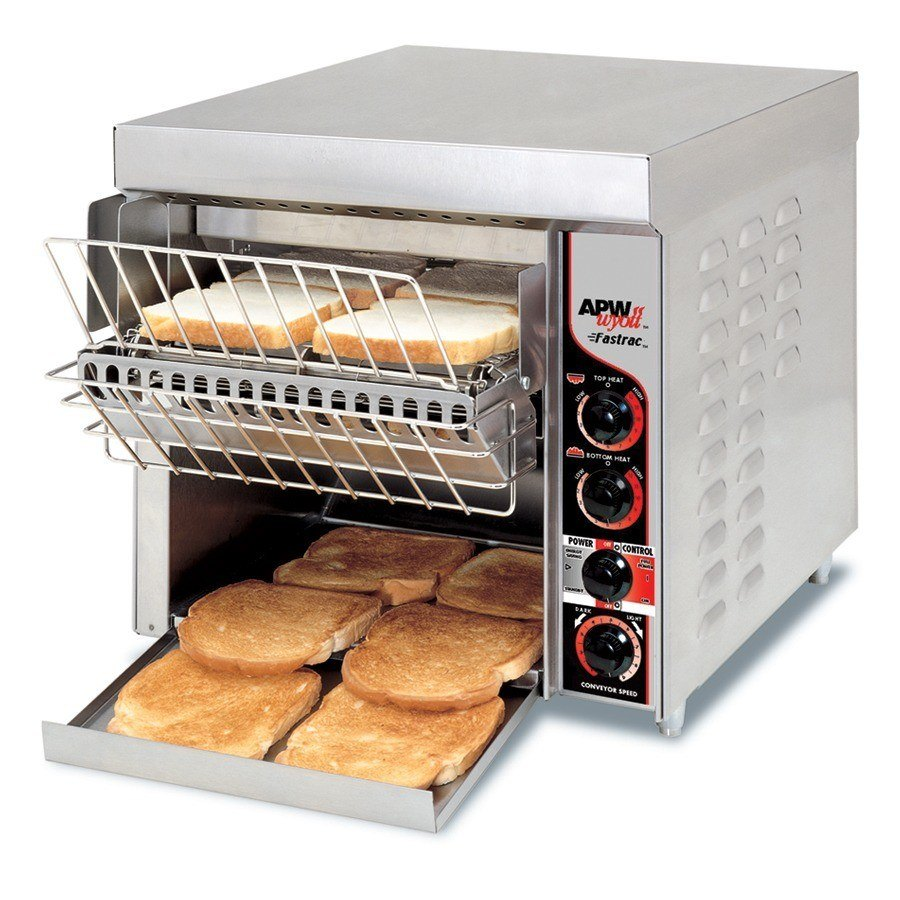 "APW Wyott FT-1000H Conveyor Toaster with 3"" Opening"