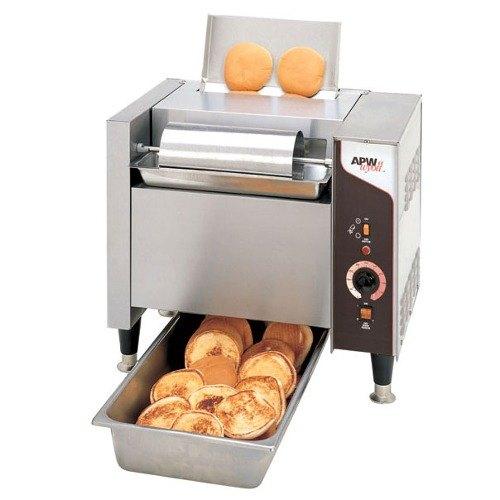 Apw Wyott M 2000 Vertical Conveyor Bun Grill Toaster