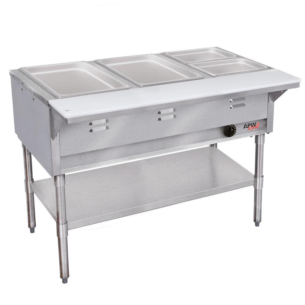 Stainless steel pan under broiler quota
