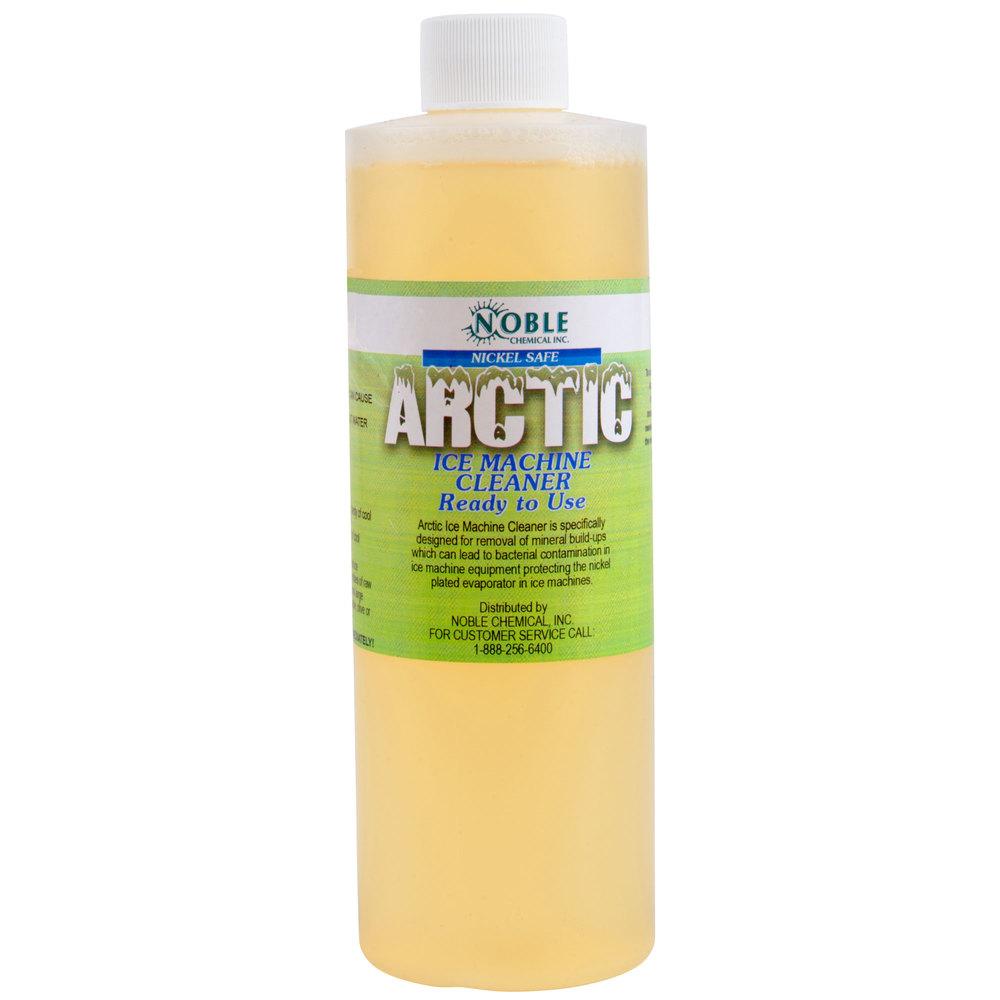 arctic machine cleaner