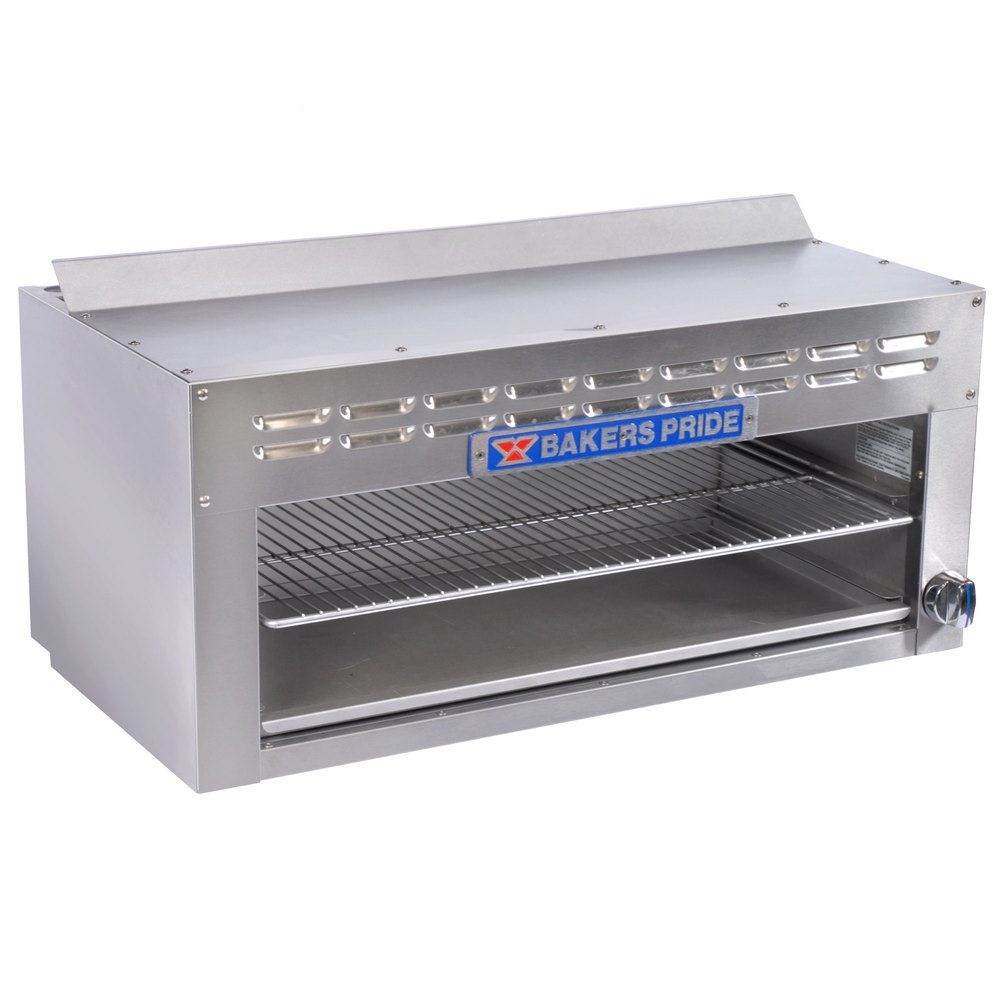 "Bakers Pride BPCMi-36 36"" Cheese Melter"