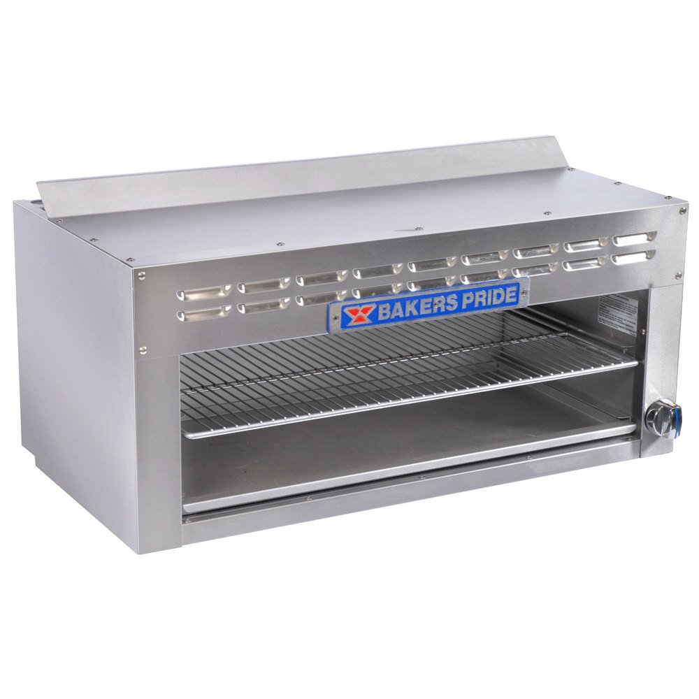 "Bakers Pride BPCMi-72 72"" Cheese Melter"