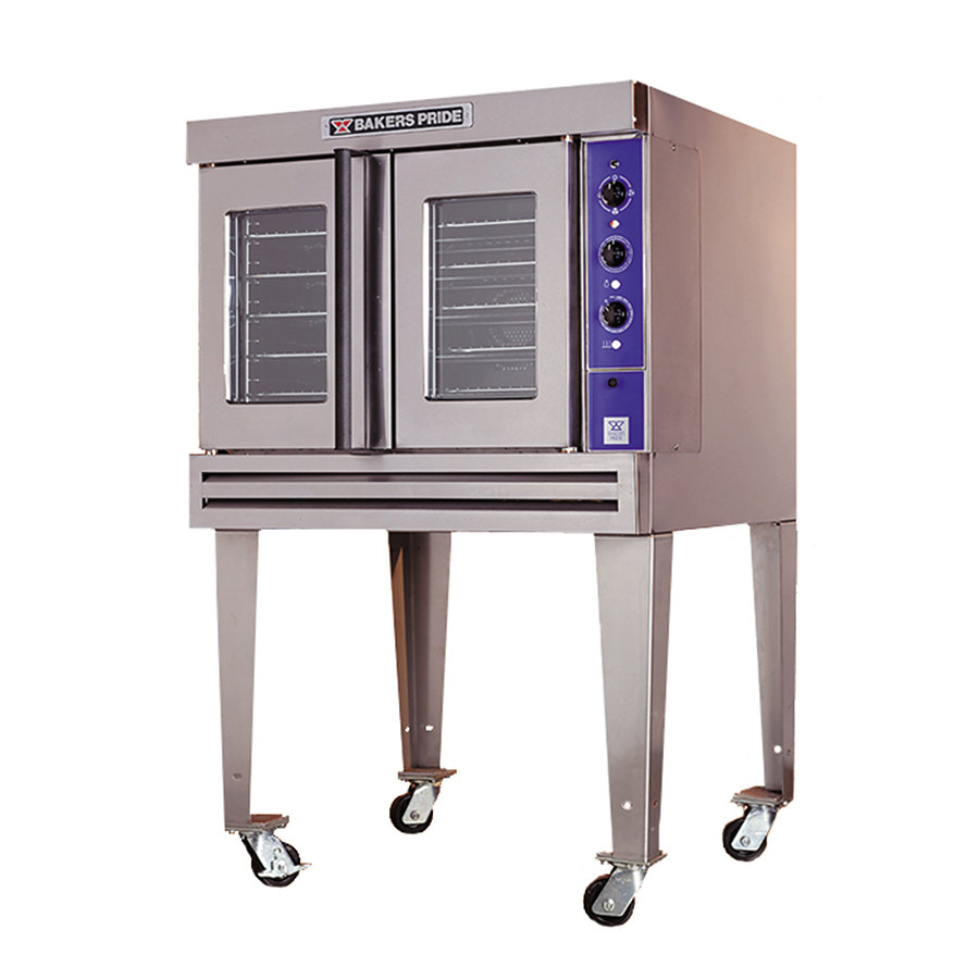 Bakers Pride CO11-G1 Cyclone Series Gas Convection Oven Single Deck - 60,000 BTU