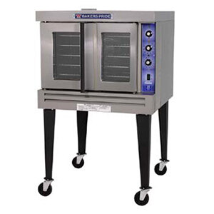 Bakers Pride GDCO-G1 Cyclone Series Gas Convection Oven Single Deck - 60,000 BTU