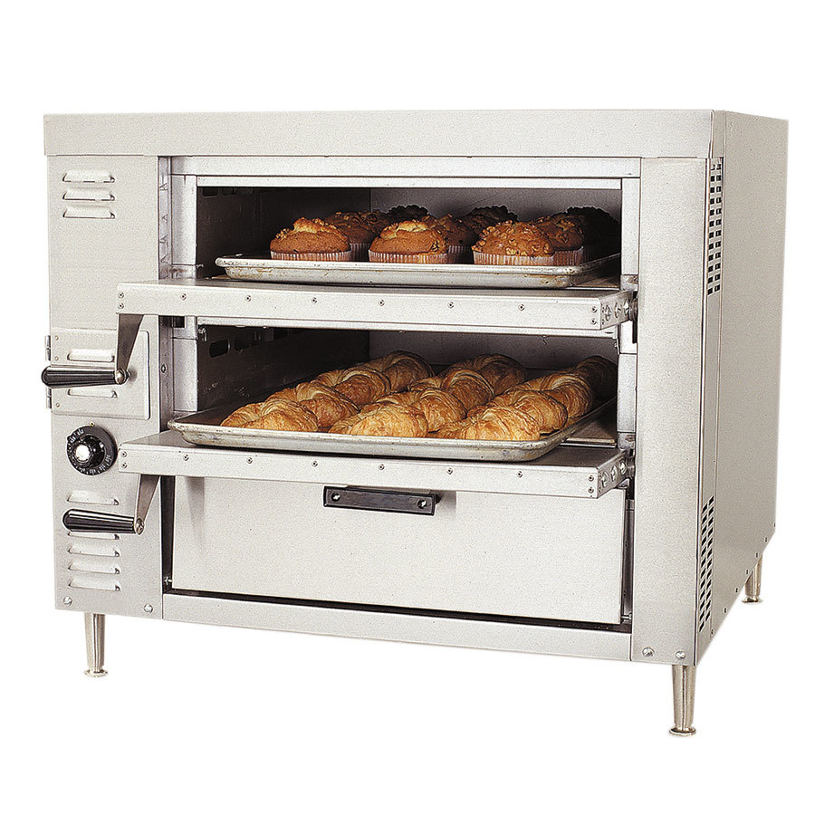 Countertop Oven Price : Bakers Pride GP-51 Gas Countertop Oven - 40,000 BTU