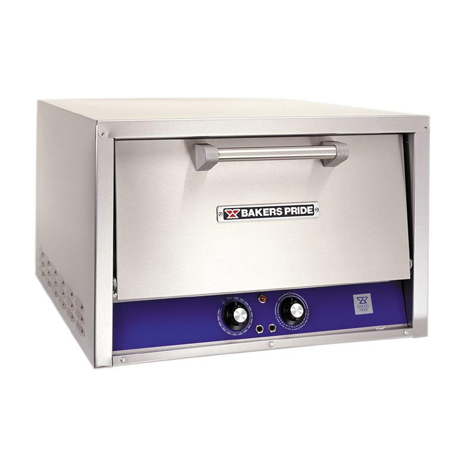 Countertop Pizza Oven : ... Pride P-22S Electric Countertop Pizza and Pretzel Oven - 3600 Watt