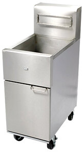 Dean SR14E Super Runner Economy 40 lb. Electric Floor Fryer