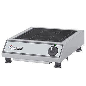 Garland GI-BH/BA 2500 Baby Hob Induction Cooker - 2500W