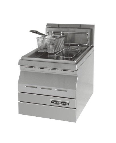 Garland GD-15F 15 lb. Commercial Countertop Deep Fryer