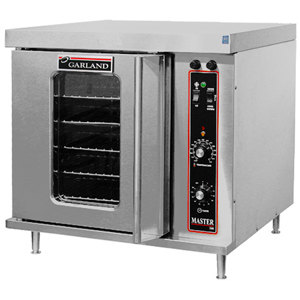 Garland MCO-E-5-C Master Series Single Deck Half Size Convection Oven
