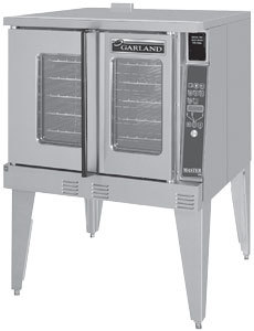 Garland MCO-GS-10 Gas Convection Oven Single Deck Standard Depth