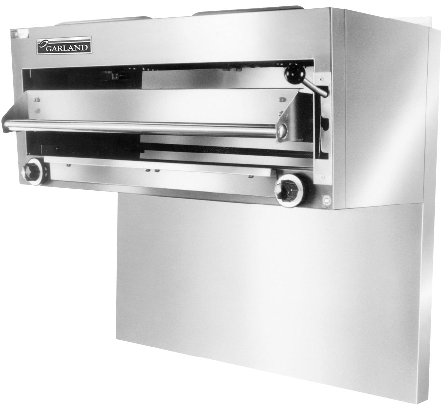U.S. Range UIR36 35 1/2 inch Infra-Red Salamander Broiler Range Mount for 36 inch Ranges