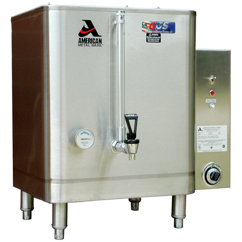Grindmaster 810(E) 10 Gallon Heavy Duty Hot Water Boiler