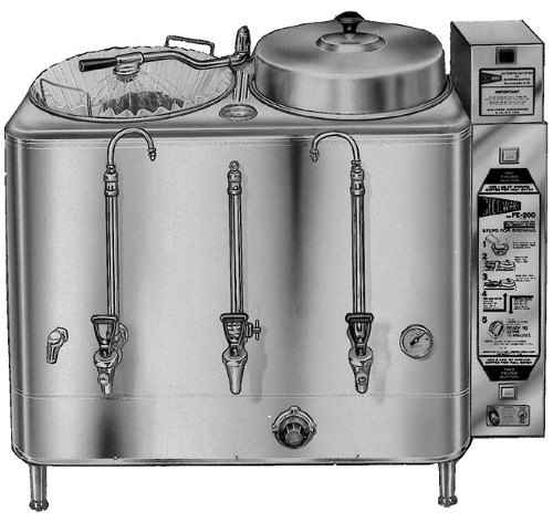 Cecilware CL200 Twin 6 Gallon Automatic Coffee Urn