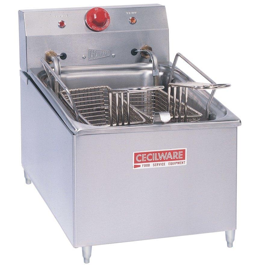 ... Countertop Electric Deep Fryer with 4