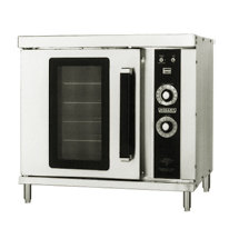 Hobart HGC20 Half Size Single Deck Gas Convection Oven 25,000 BTU