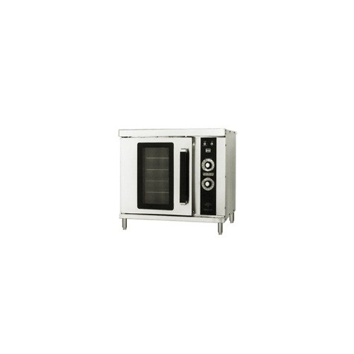 Hobart HGC202 Half Size Double Deck Gas Convection Oven 50,000 BTU