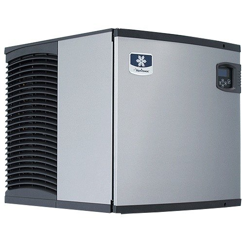 Manitowoc Indigo ID-0323W 330 Pound Full Size Cube Ice Machine 22 inch Wide - Water Cooled
