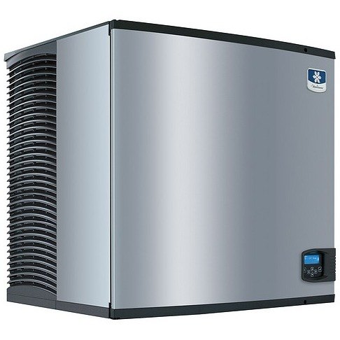 Manitowoc Indigo ID-1203W 1,165 Pound Full Size Cube Ice Machine 30 inch Wide - Water Cooled