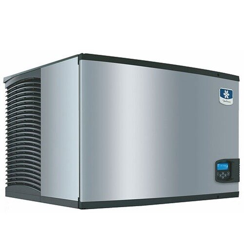 Manitowoc Indigo Series IR-0501W 500 Pound Regular Size Cube Ice Machine 30 inch Wide - Water Cooled